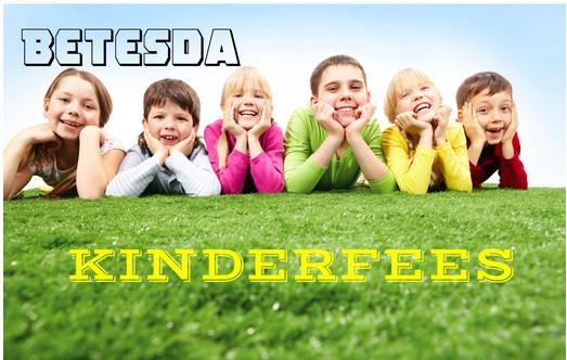 Betesda Kinderfees